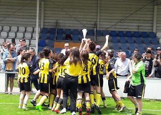 Campeonas de la Copa Regional Femenina