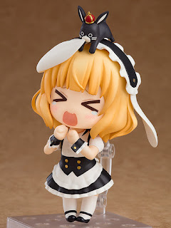 "Reservas abiertas para Nendoroid Syaro de ""Gochuumon wa Usagi Desu ka?"" - Good Smile Company"