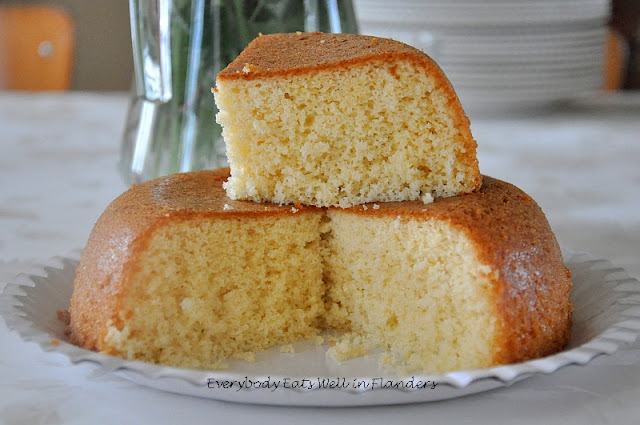 Butter Cake Recipe In Rice Cooker: Everybody Eats Well In Flanders: RCC #7