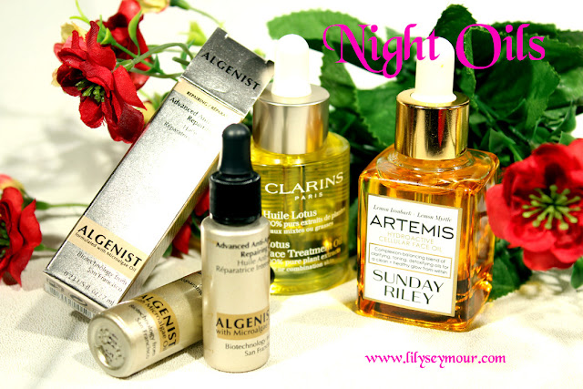Anti-Aging Skin Repair Oils