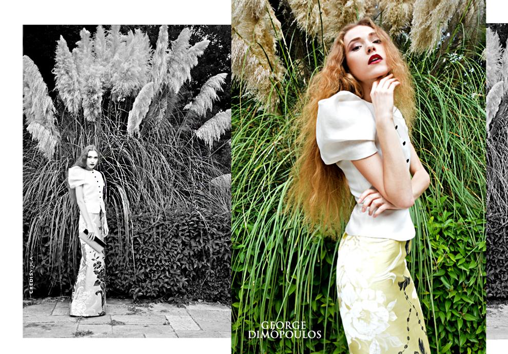 Επαγγελματική Φωτογράφιση Μόδας για τον Σχεδιαστή Βασίλη Ζούλια