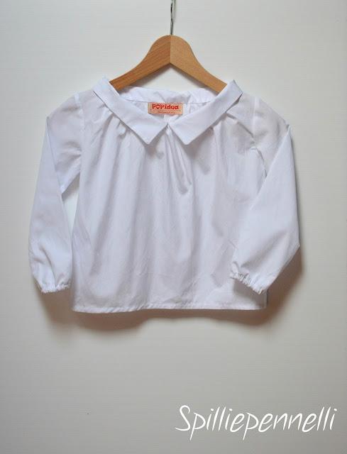vestito di carnevale per bambina fatto a manov