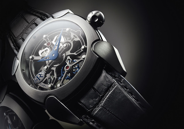 Manufacture Rodolphe Cattin Witness One Watch