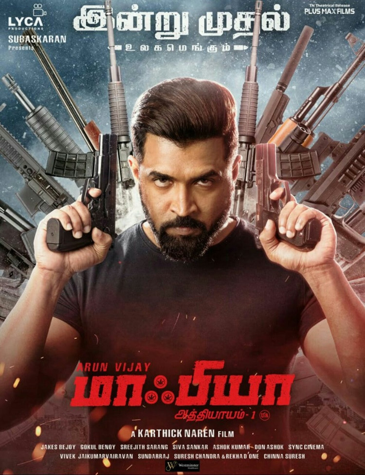 Mafia Chapter 1 (2020) Tamil 300MB HDRip 480p ESubs
