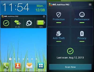 Download Gratis AntiVirus PRO Android Security v5.3.0.1 Apk Full Versi
