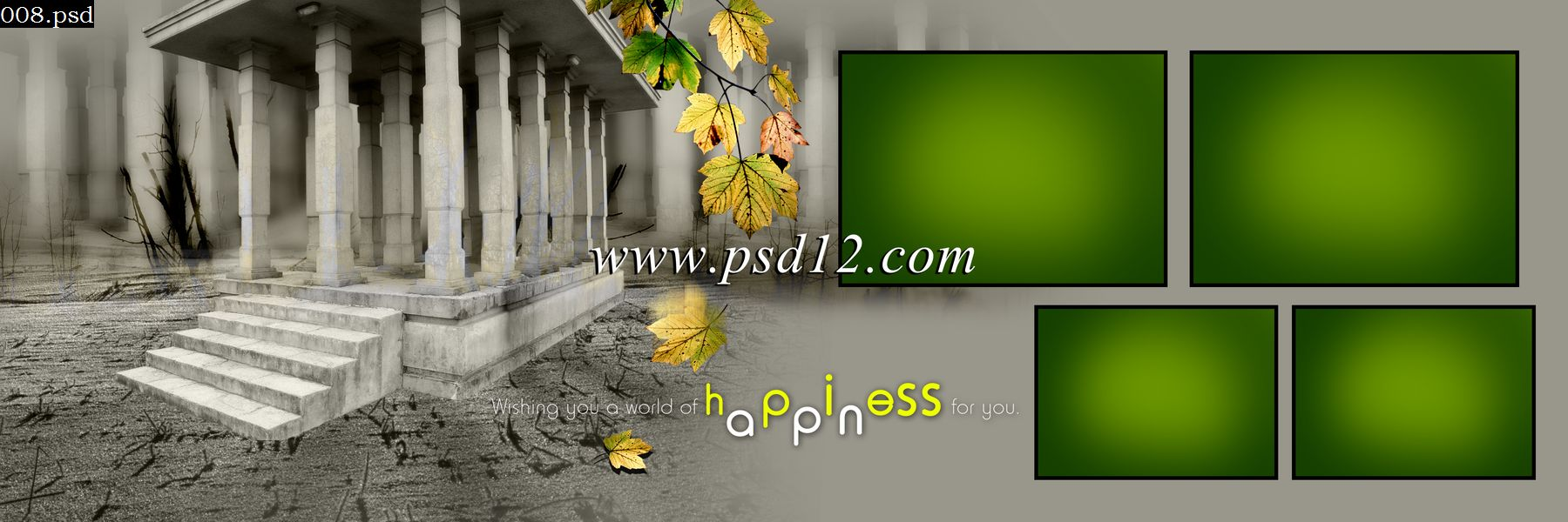 Karisma Album Photo Album PSD files