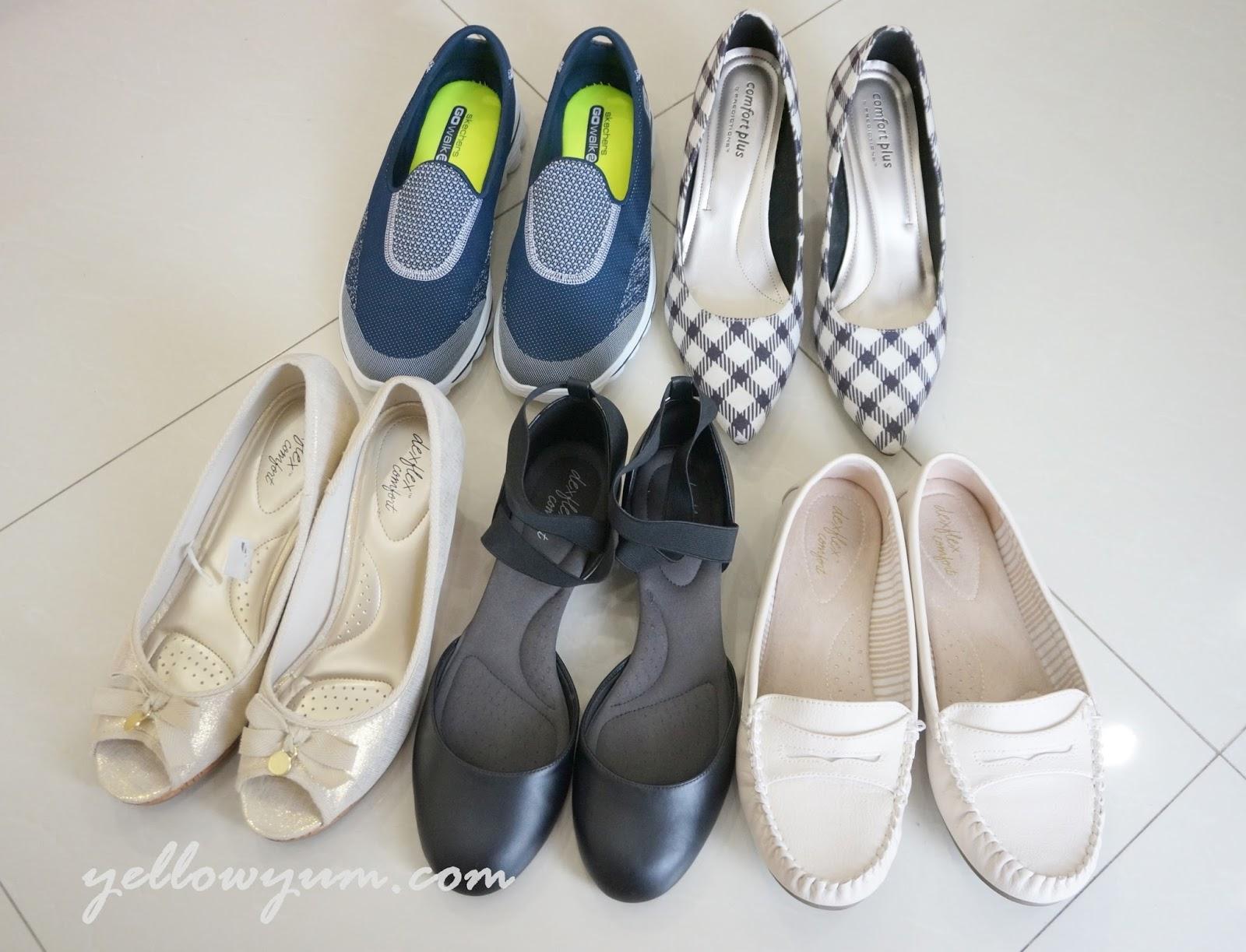 9a18f531caa6 Shoes Haul! — Yellow Yum