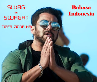 Lagu India Terbaru Swag Se Swagat - Tiger Zinda Hai
