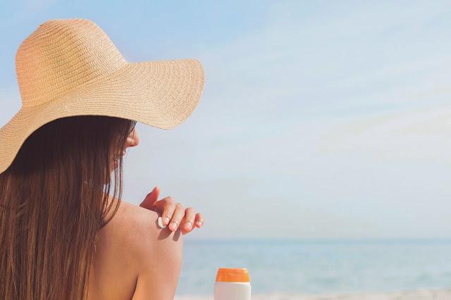 Tetap gunakan krim tabir surya