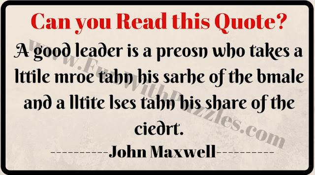 Easy reading challenge quote