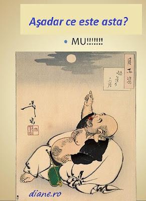 Mu în Buddhism şi Zen