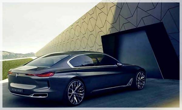 2020 BMW 9 Series Four-Door Coupe and All-Electric i6 Sedan