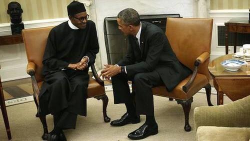 President Buhari Accused Of Plagiarising Obama's Speech