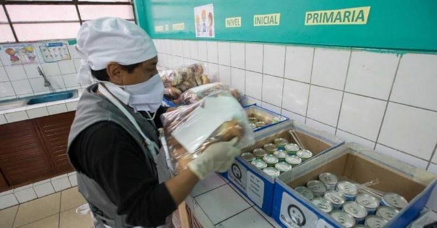QALI WARMA: Programa social paraliza el consumo de conservas de caballa en Casma - www.qaliwarma.gob.pe