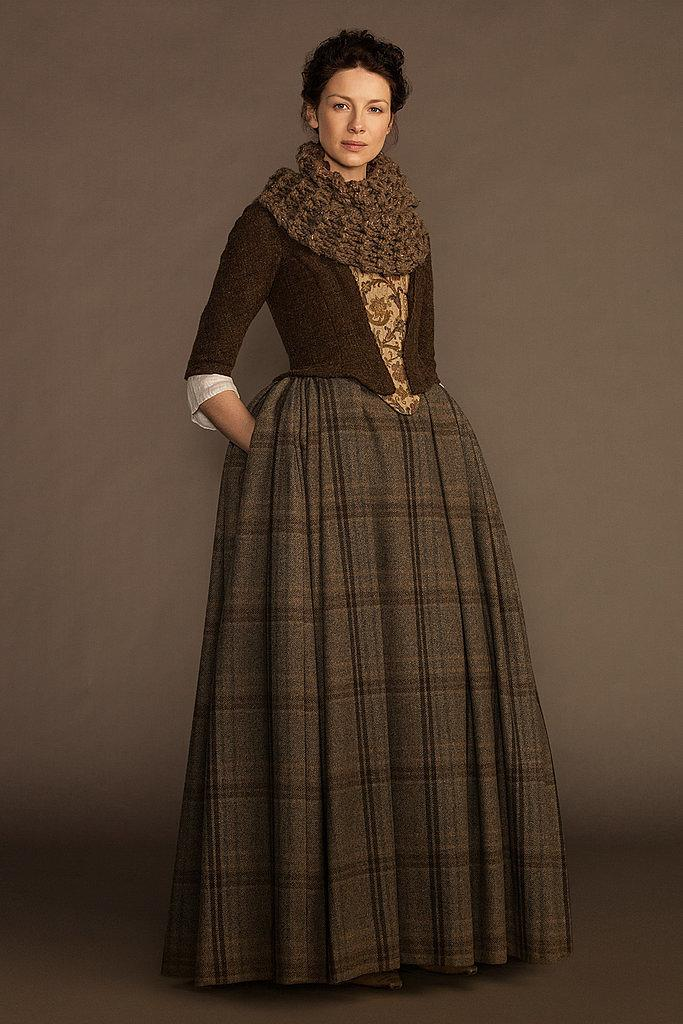 Designs From Time Historical Costumes Outlander American