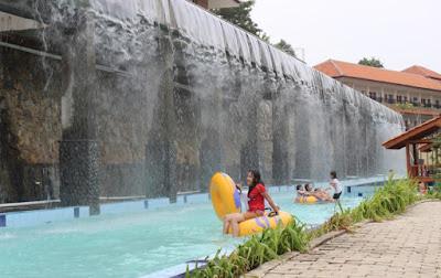 Harga Ticket Masuk Kolam Renang Gumati Waterpark Sentul Bogor
