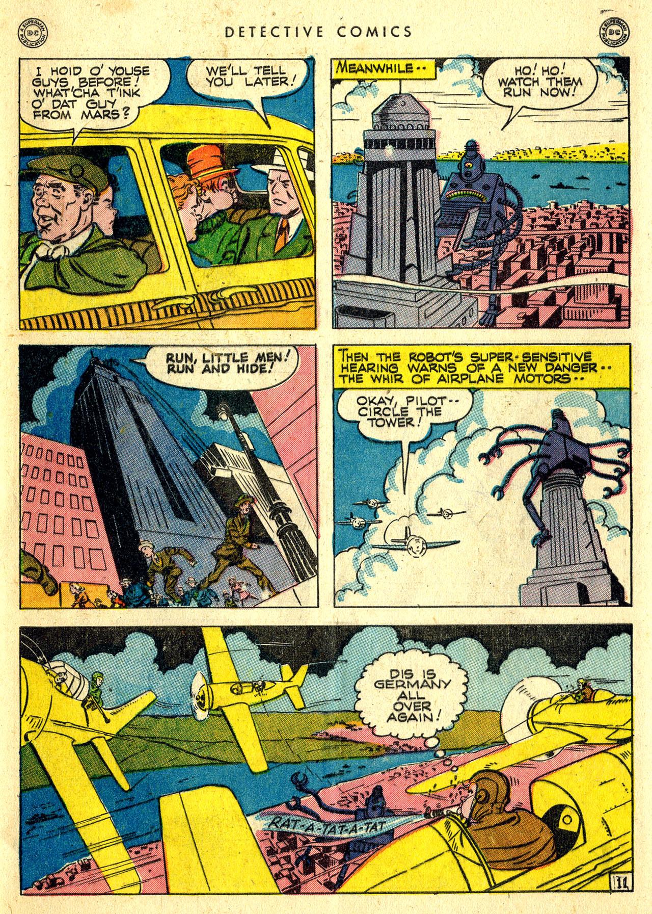 Read online Detective Comics (1937) comic -  Issue #119 - 47
