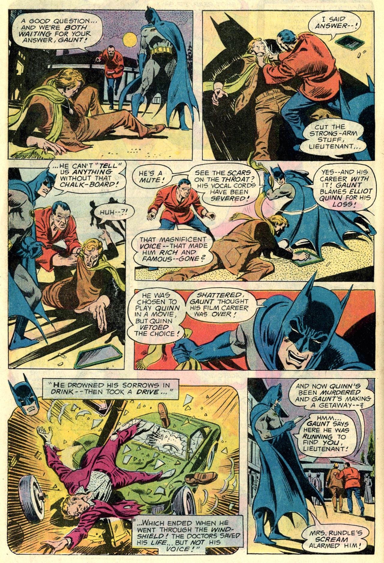 Detective Comics (1937) 459 Page 9