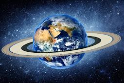Ternyata Bumi Kita Memiliki Cincin