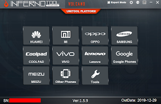 InfernoTool Uni Tool v1.5.7 Cracked Tool Free Download