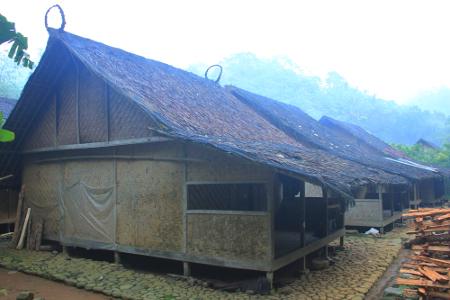 Sulah Nyanda, Rumah Adat Suku Baduy di Banten