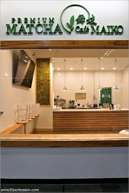 Matcha Café Maiko en el Barrio Japonés de San Francisco