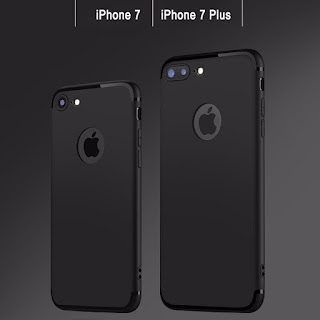 0.8mm Ultra Thin Matte Soft Case Back Cover iPhone 7