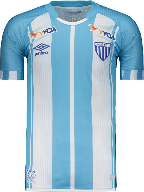 Umbro divulga as novas camisas do Avaí - Show de Camisas f5222fb54112c