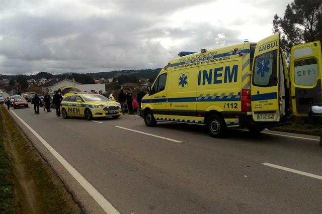 Motociclista Ferido em Vila Real Acabou por Morrer no Hospital