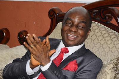 Stockbroker loses N1.86bn suit against Bishop David Oyedepo