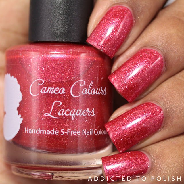 Cameo Colours Lacquers Apples to Apple Cider
