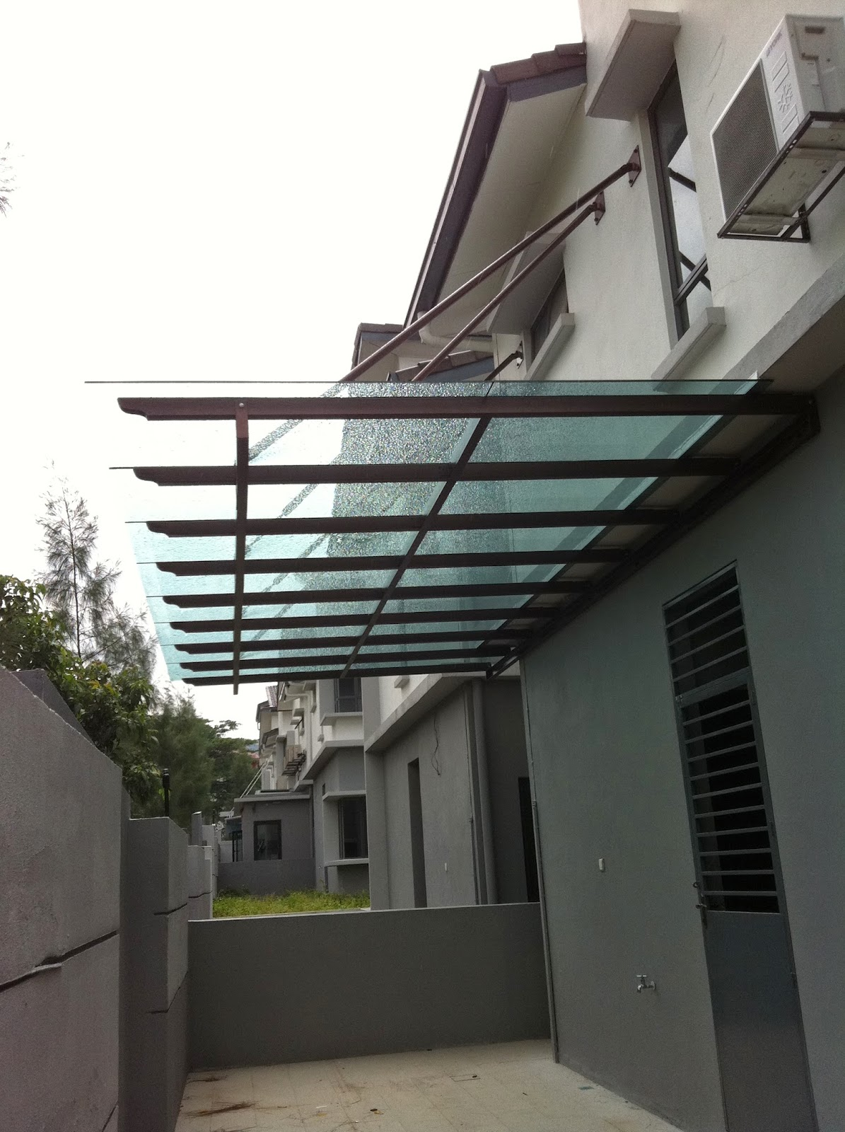 Proneex Awning Amp Gates Sdn Bhd Photos Metal Pergola