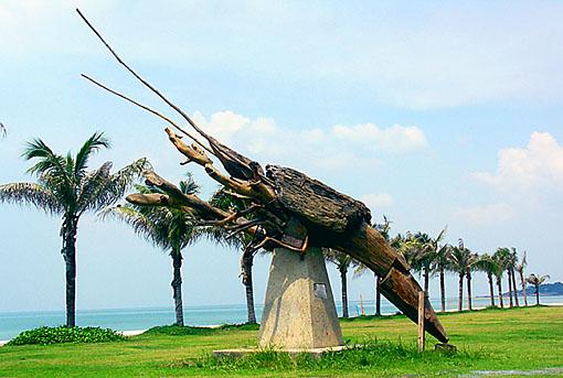 Songkhla Trash Art