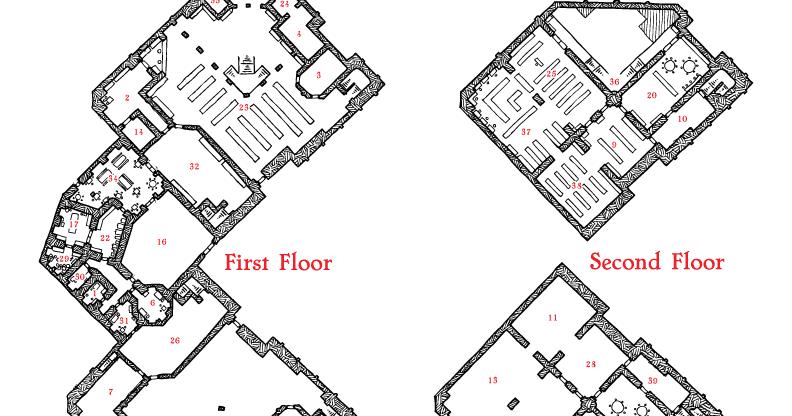 Blood of Prokopius: Gamer ADD: Monster Manual II Part 11