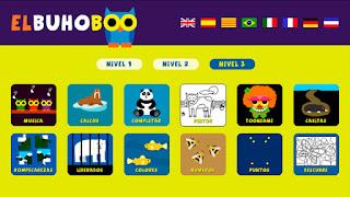 """App """"El búho Boo"""""""