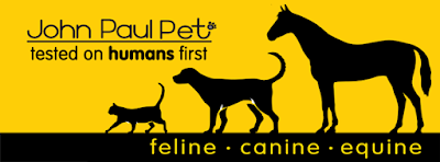 John Paul Pet tested on humans first feline canine equine