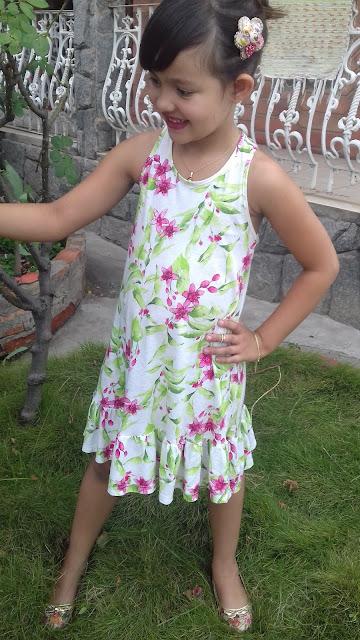 vestido floral malwee brasileirinhos