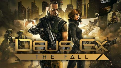 Deus Ex The Fall pc game || Gameplay, Review ...