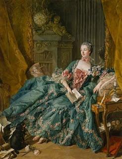 Ritratto di Madame Pompadour