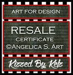 Angelica S. Resale License