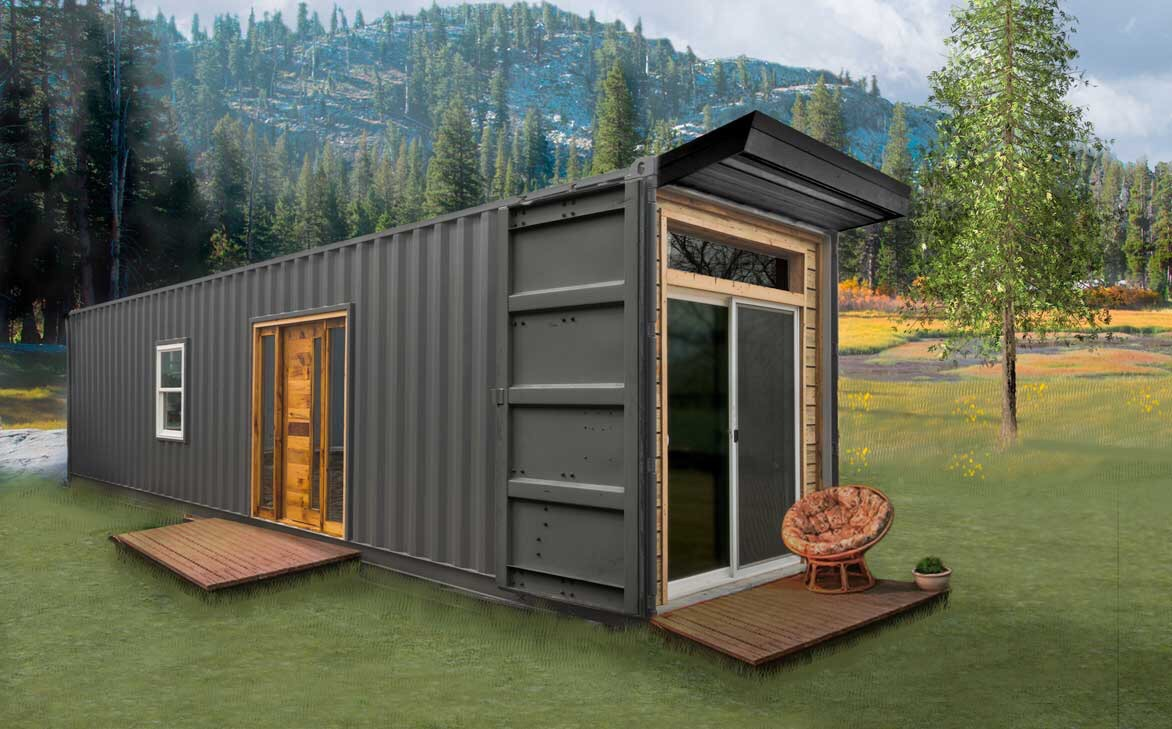 If you think you cannot afford a house and will always be renting, why don't you consider having a house from a shipping or cargo containers? Don't you know that shipping containers are more affordable than you ever imagined! You can find 20-foot shipping containers for sale run from about $1,500 to $3,000 and a 40-foot container can cost up to $4,500. Once you have your shipping container purchased, the rest of the cost is determined by the finishes you choose for the interior. Aside from the affordable cost, shipping containers are strong since it is manufactured to be tough and durable. It means when you have a container house, it can withstand with extreme weather both strong winds and storms. With only one container you may have a small and affordable living home but having two or more as one house, you can expand your area where you can live comfortably. Here are the following amazing container homes for your inspiration.