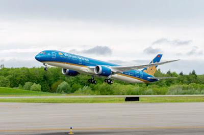 Vietnam Airlines tăng tải gần 5.000 chuyến bay trong cao điểm hè