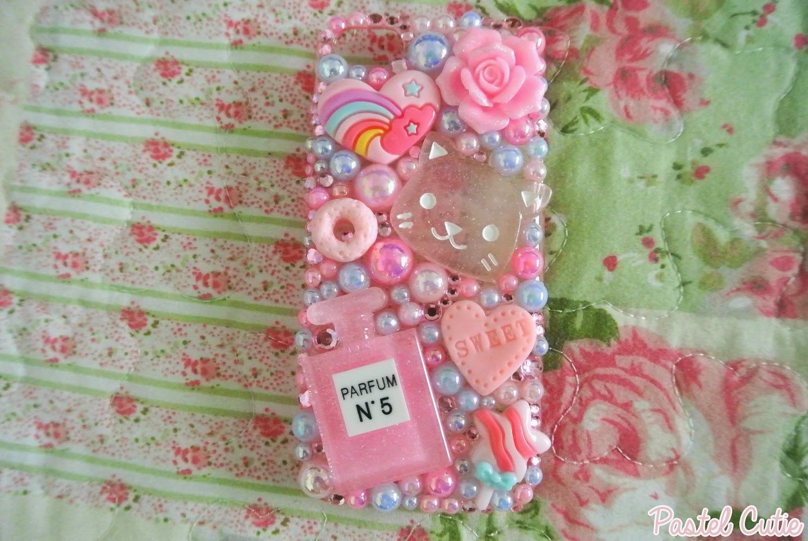 Dreamy ♥ Dollhouse: Sorayraya Kawaii Phone Case Review~! ♥