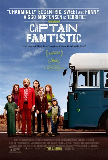 Captain Fantastic 2016 English 720p WEB-DL 900MB Download