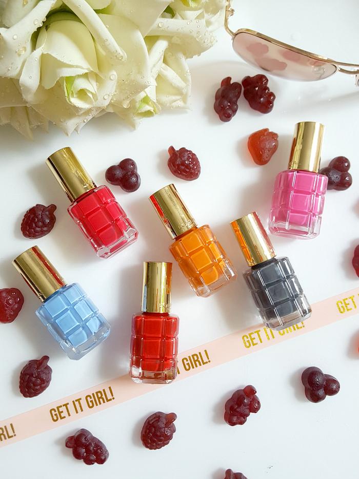 L´Oréal Paris - Color Riche Le Vernis L´Huile  Nagellacke - Neue Sommer Farben 1