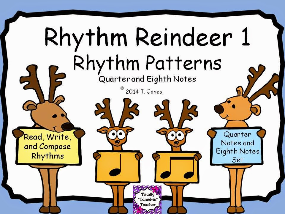 http://www.teacherspayteachers.com/Product/Rhythm-Reindeer-1-Ta-Ti-Ti-Rhythm-Pattern-Fun-1576296
