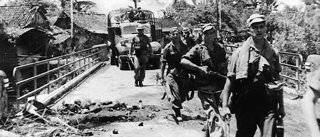 """Mengenang 68 Tahun Agresi Militer Belanda II: Operasi """"Gagak"""" Menduduki Yogyakarta, Ibu Kota Republik."""