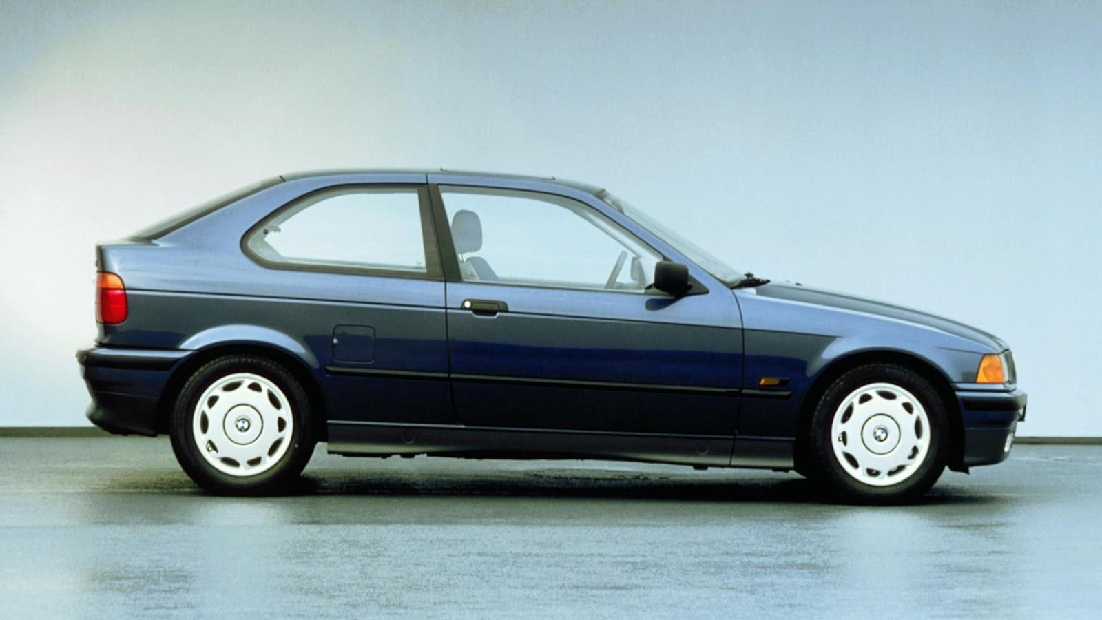 1993 - 2000 BMW E36 3-series