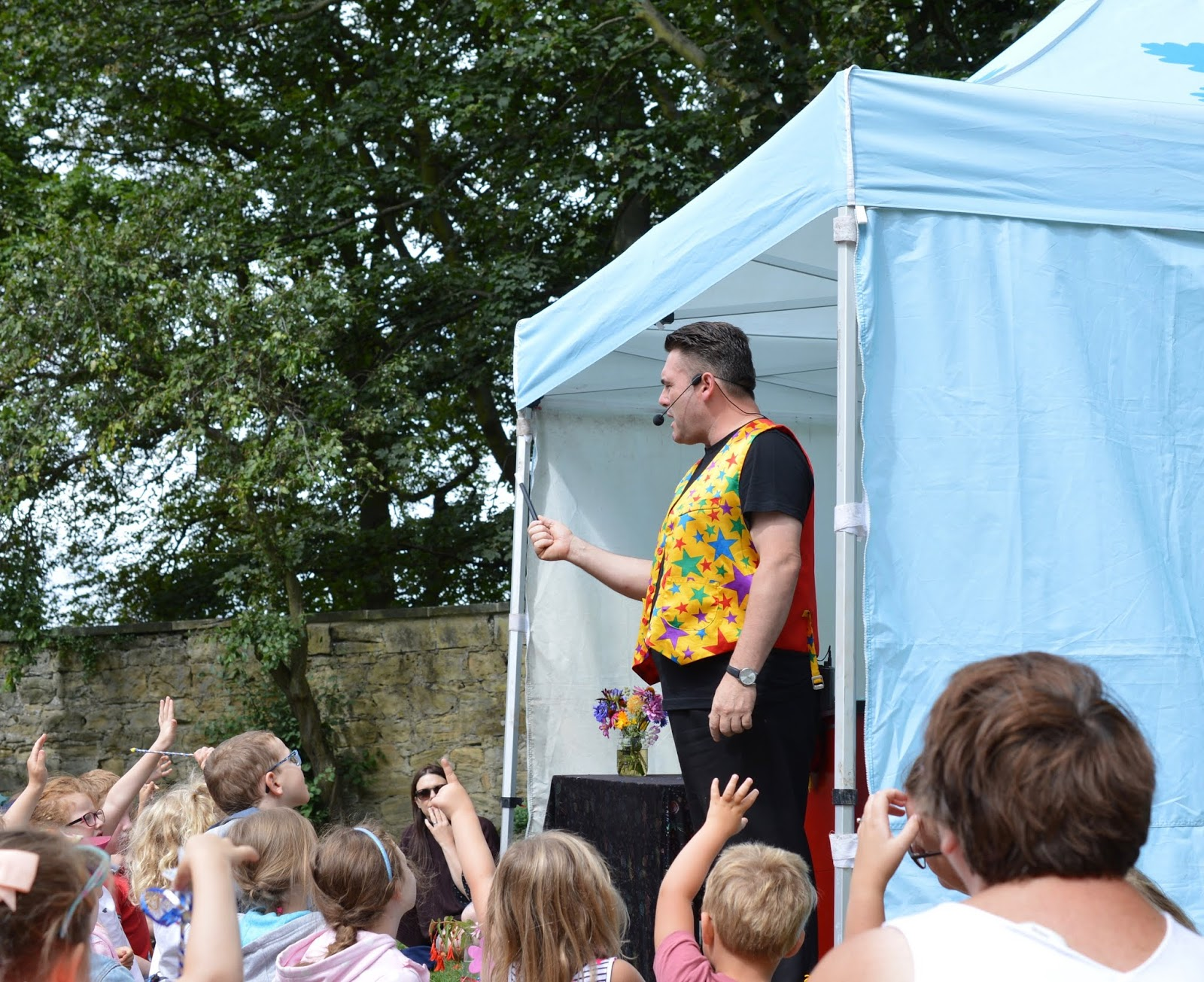 10 Reasons to Visit Seaton Delaval Hall  - magic show