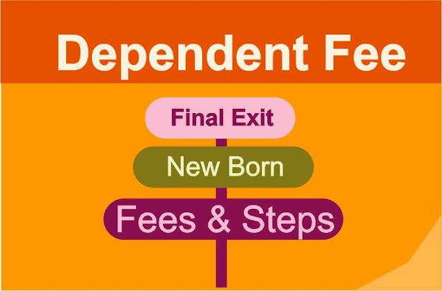 Final Exit Dependent Fees